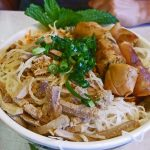 Special Food Vermicilli Bowls - bún